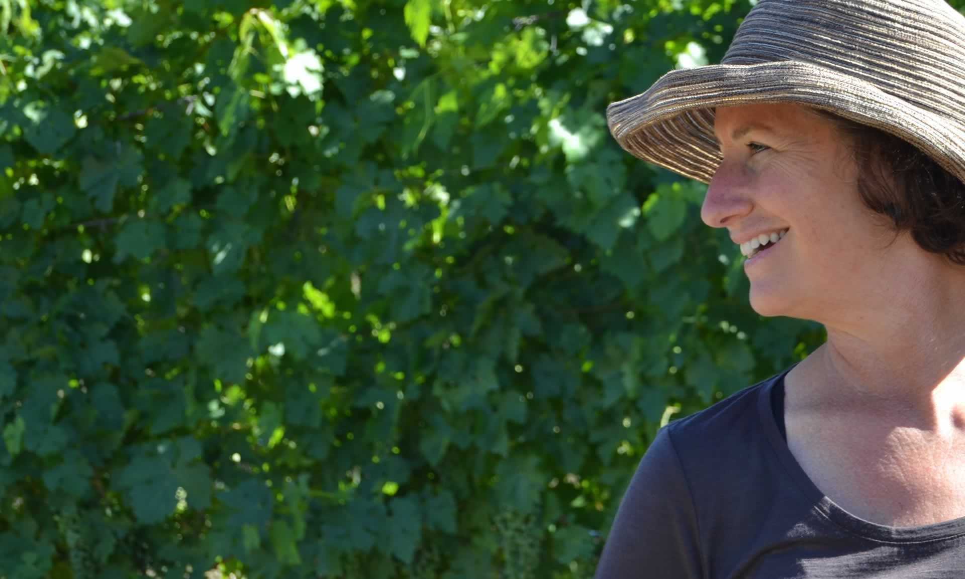 Daphne Amory Biodynamic Viticulture Agriculture Farming Consultant