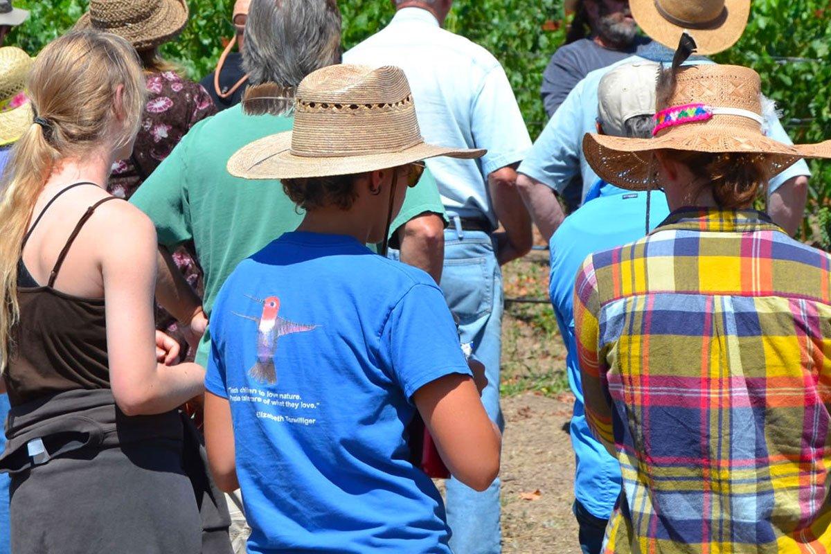 Biodynamic Farming Education Talks Presentations